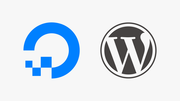 Spin up a WordPress website on DigitalOcean in an afternoon